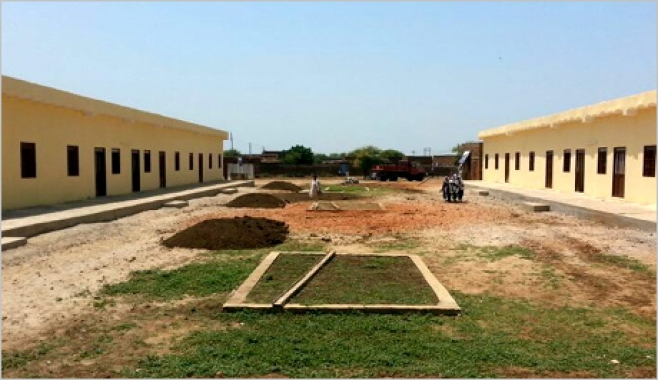 Reconstruction of Hamadab Village Primary School (2013)