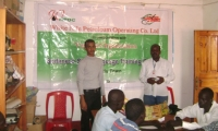 Sudanese Sign Language Training Course Unity State-Bentui May 2009